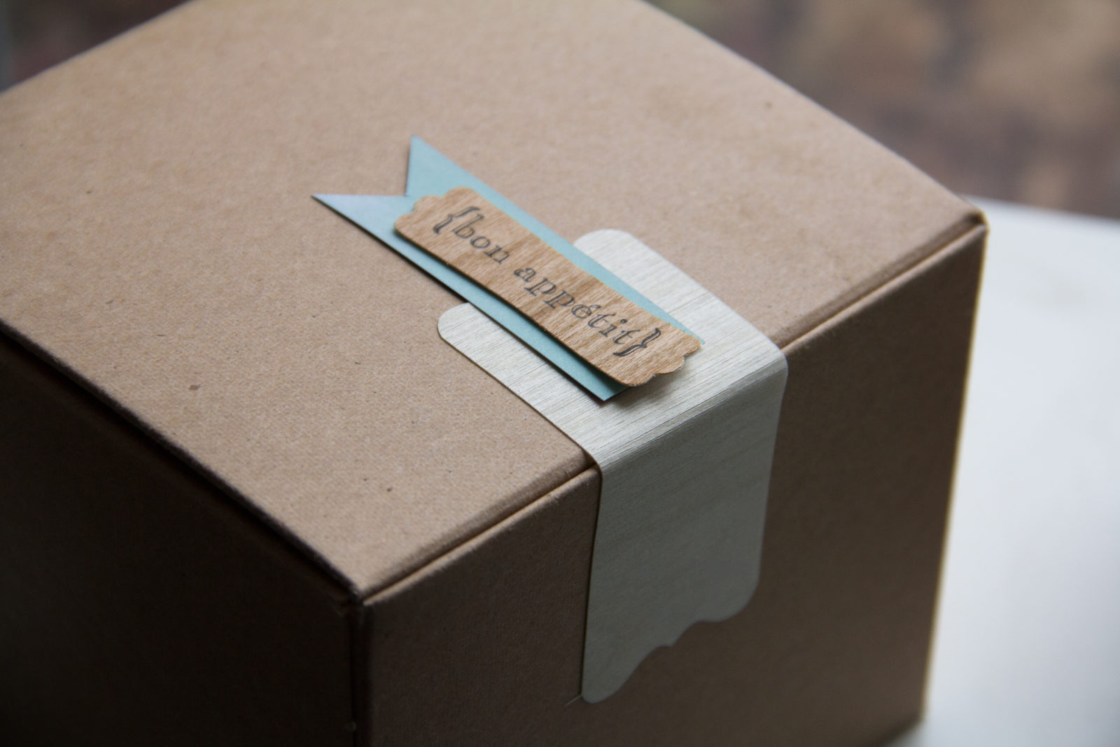 Design Labels On Real Wood Paper Etc Papers