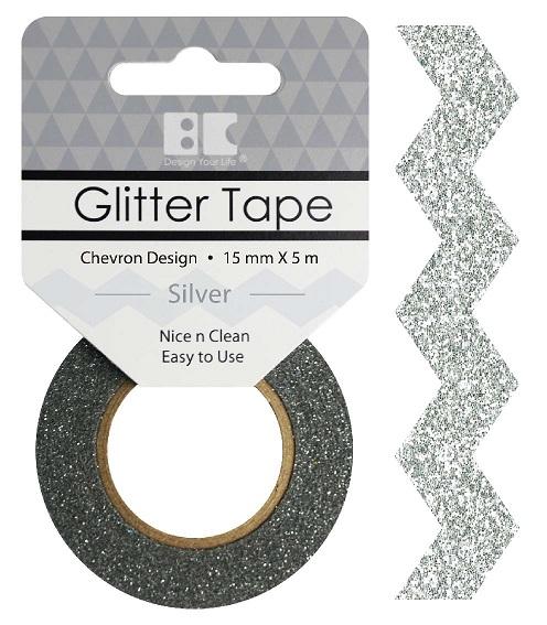 GTD101 Chevron – Silver