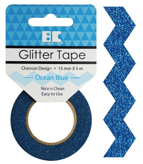GTD113 Chevron – Ocean Blue