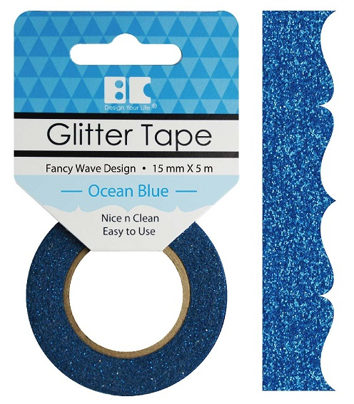 GTD413 Fancy Wave – Ocean Blue