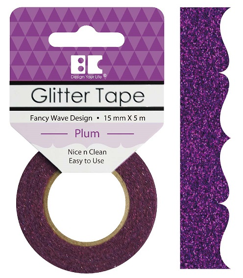 GTD414 Fancy Wave – Plum