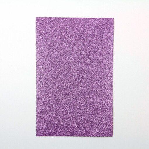 Amethyst – Glitter Paper