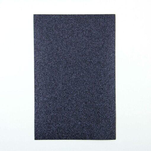 Black – Glitter Paper