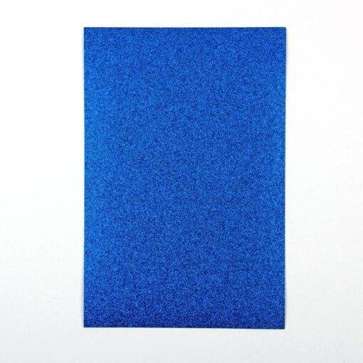 Dark Blue – Glitter Paper