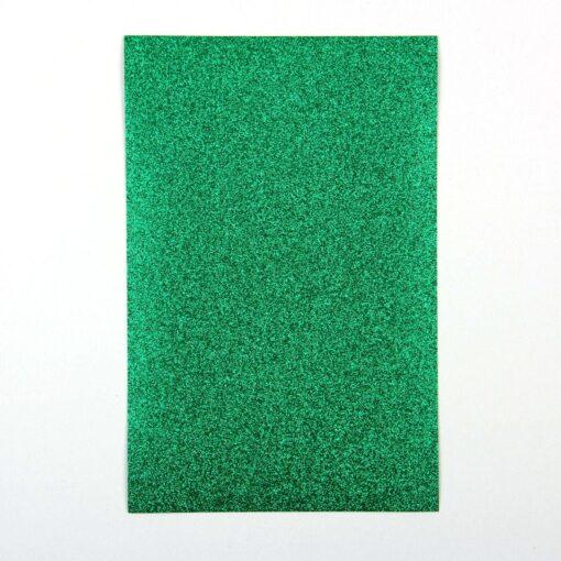 Emerald – Glitter Paper