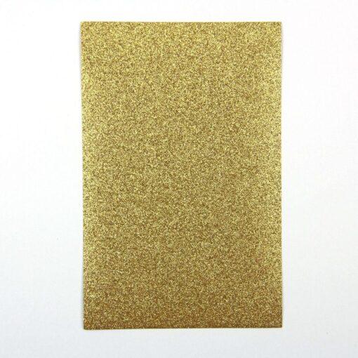Gold – Glitter Paper