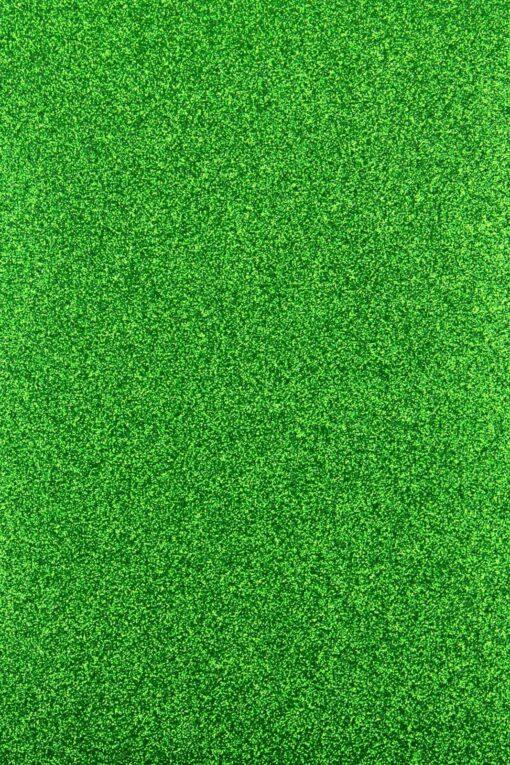 Green – Glitter Paper 1