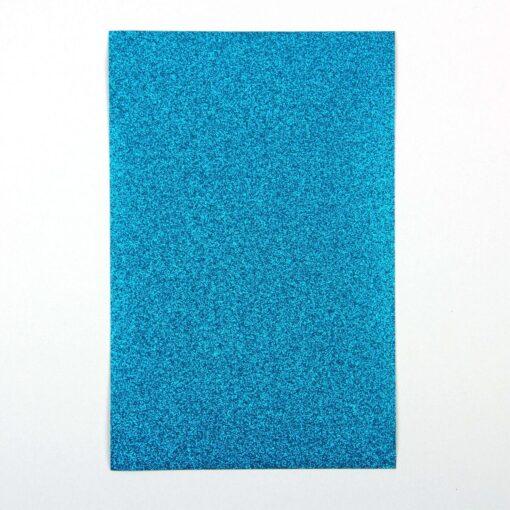 Light Blue – Glitter Paper