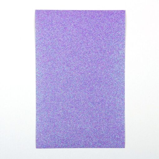 Lilac – Glitter Paper