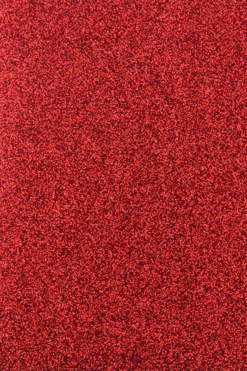 Red – Glitter Paper 1
