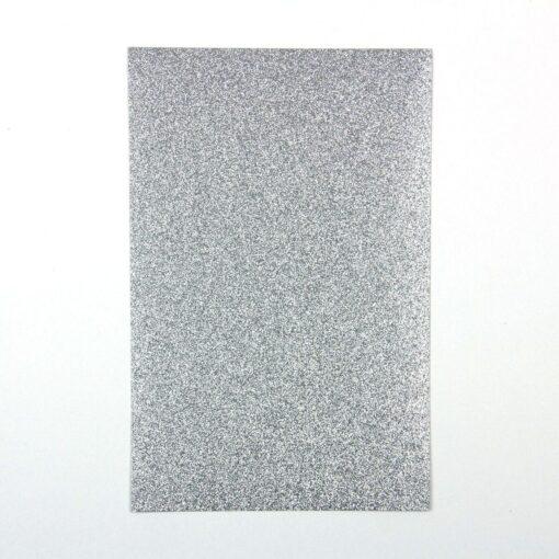 Silver – Glitter Paper