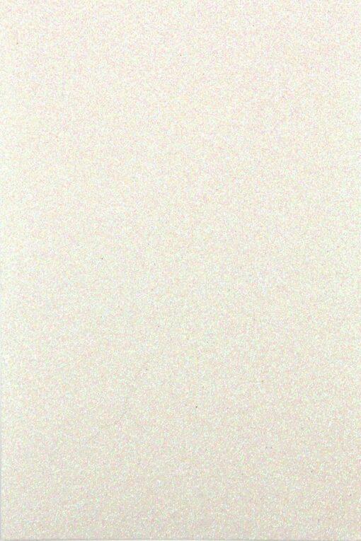 White – Glitter Paper 1