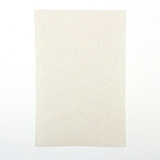 White – Glitter Paper